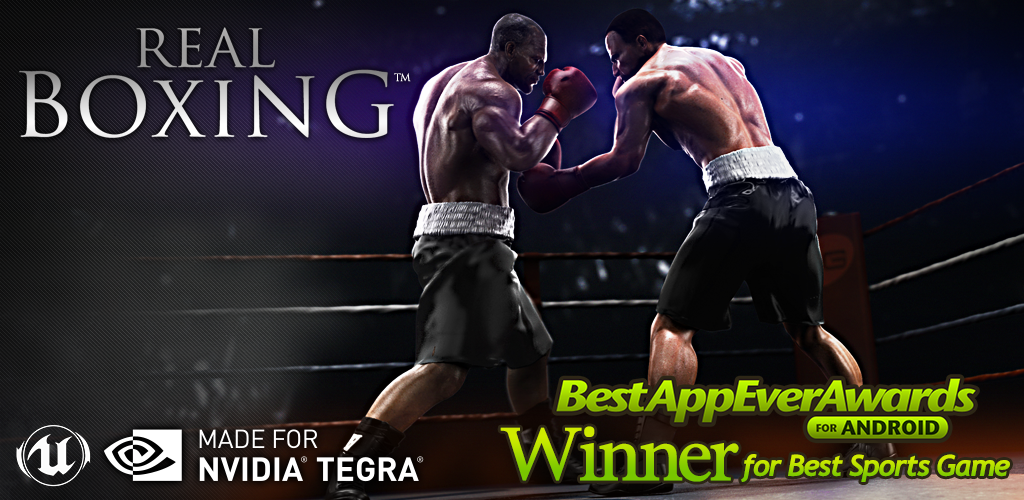 Real Boxing™ v1.2.3 - Frenzy ANDROID