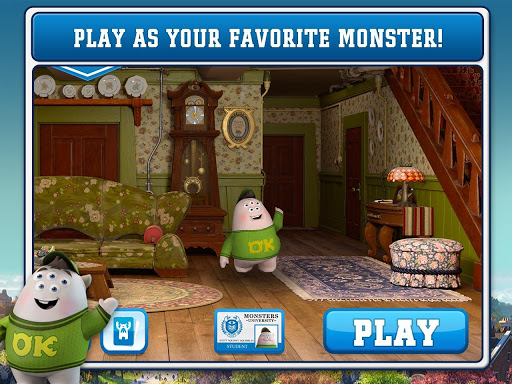 Descargar Monsters University v1.0.0 mod apk Android Full Gratis (Gratis)