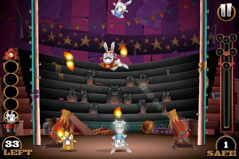 Stunt Bunnies Circus apk free