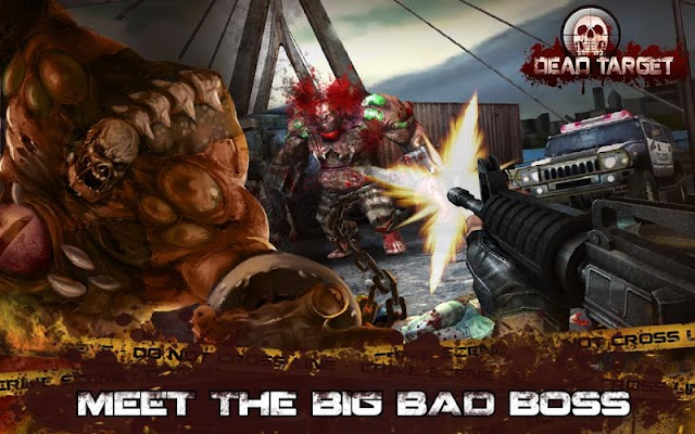 DEAD TARGET: Zombie Mod v1.5.2 APK [COINS & UNLIMITED MONEY]