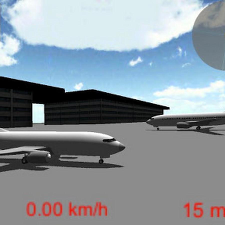 فقط وحصرياً الأن حمل لعبة الطائرات  Boeing Flight Simulator للأندرويد