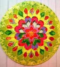 Mandala Das Rosas