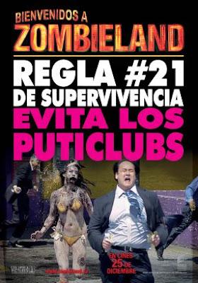 Reglas Para Sobrevivir En ZombieLand