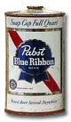 PBR - the beer of climbers and skiers