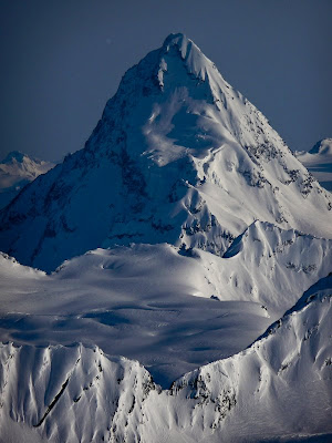 Pontoon Peak in Alaska - photo by Jeremy Jones - click the photo so visit his site