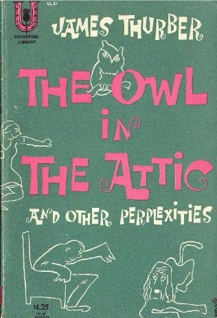 The owl in the attic thurber