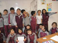 Alumnos/alumnas 1ºaño Tamarugo