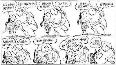kadın,karikatür