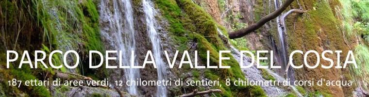 Il Parco della Valle del Cosia