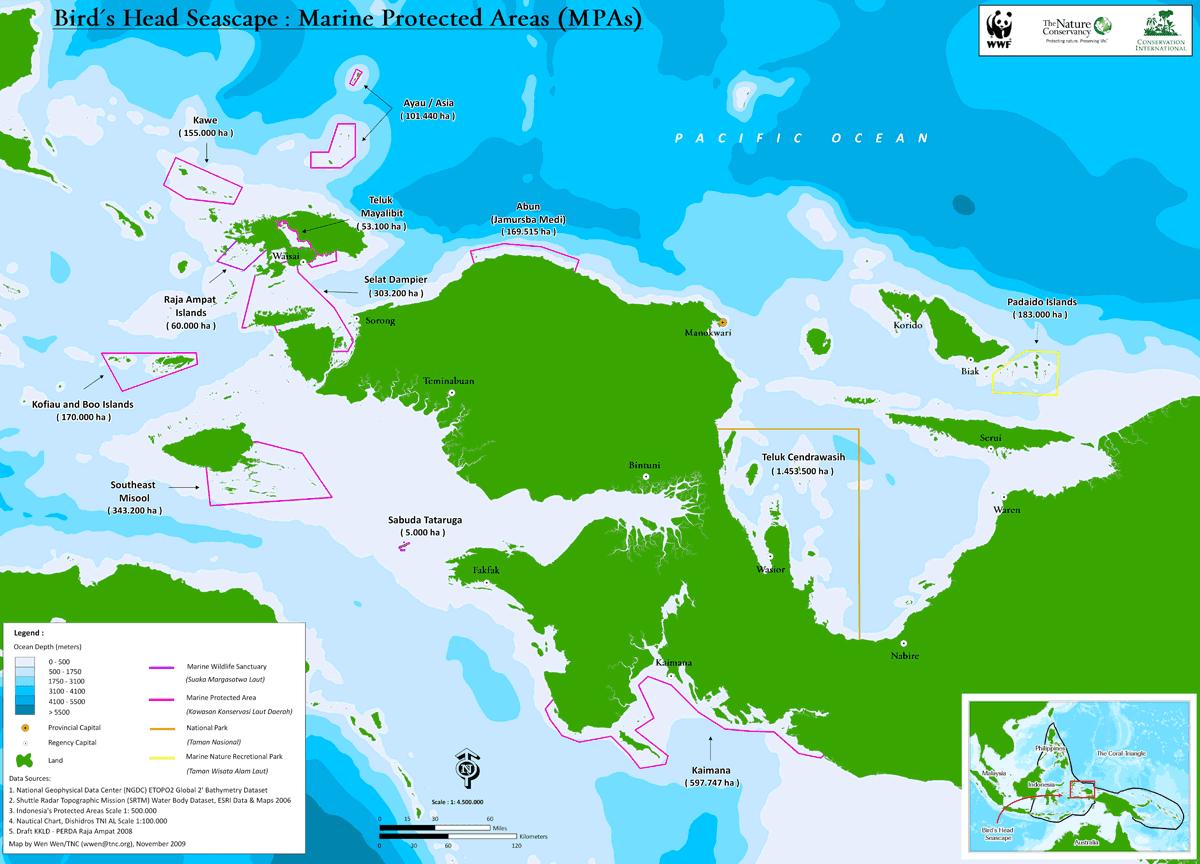 DplusKHARISMA: I LOVE INDONESIA - Raja Ampat Islands
