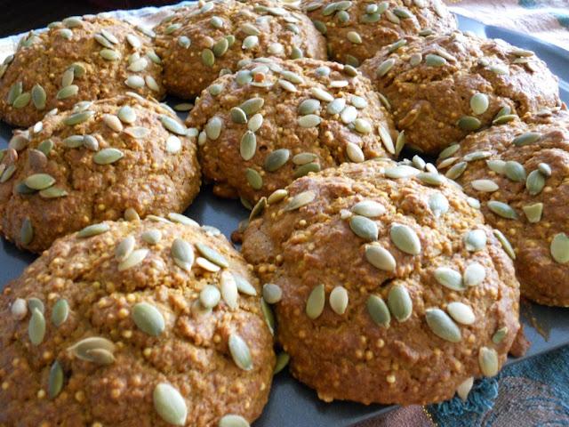 lick skillet bakery pumpkin muffins