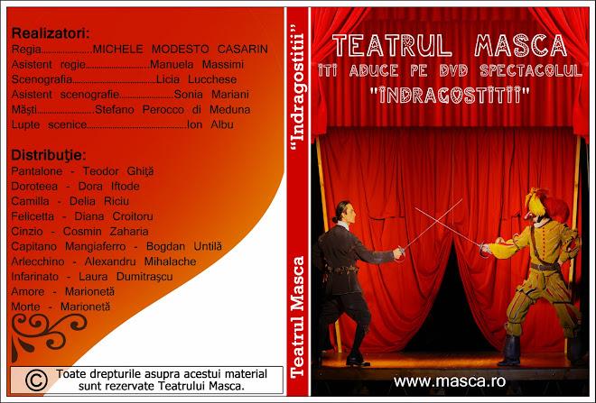 Coperta DVD Indragostitii