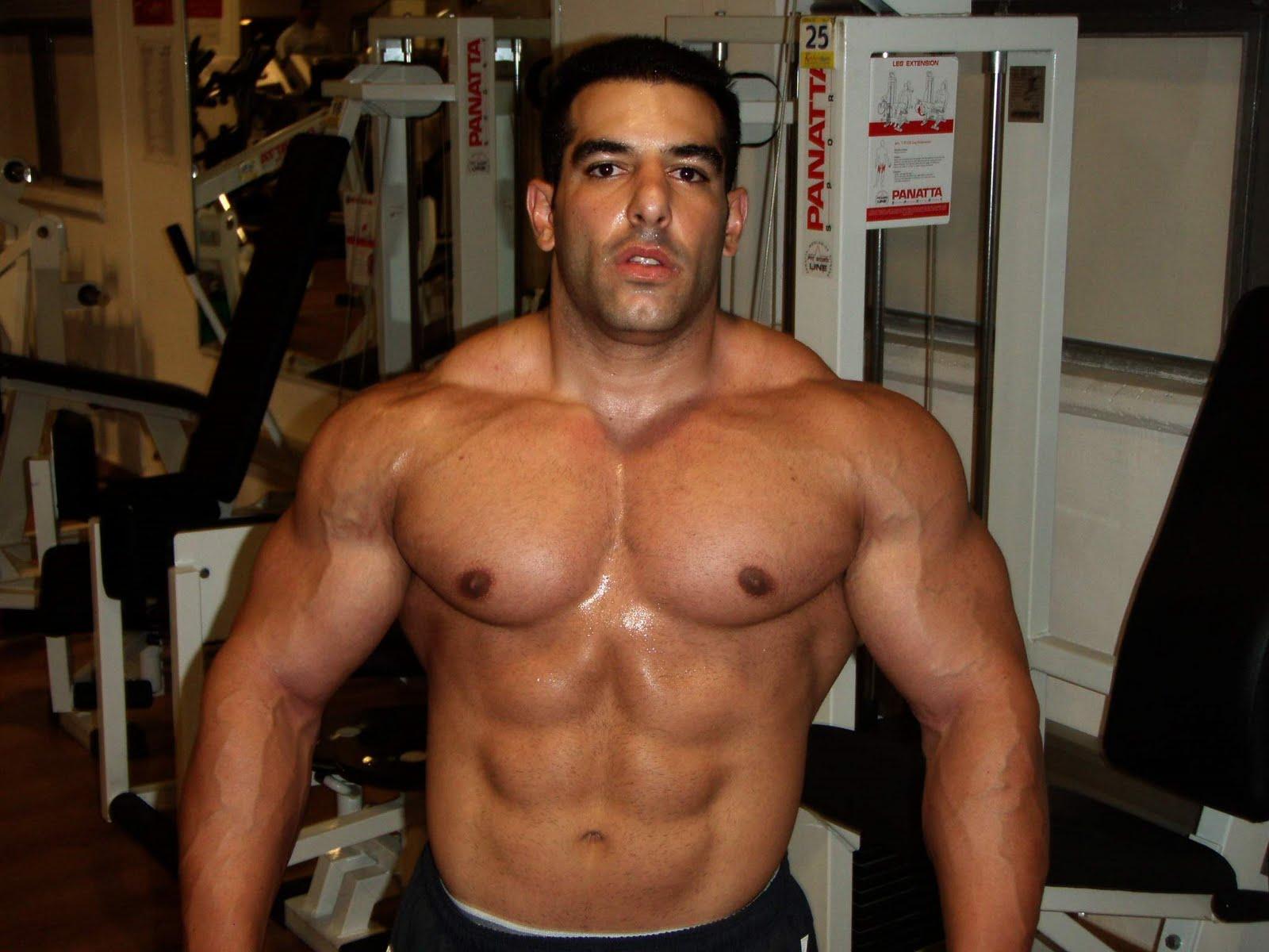 Worldwide Bodybuilders: Naor Ziv - Mr Israel