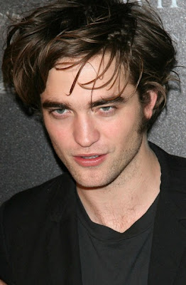 2010 Robert Pattinson Celebrity Men Haircuts