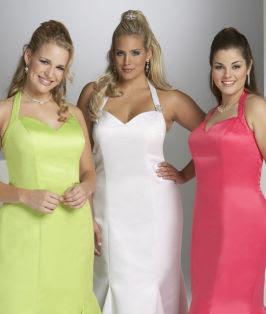 Matte Satin Aurora Prom Dress