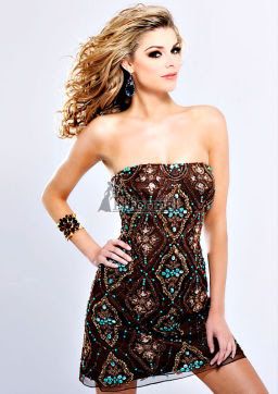 Sherri Hill 2010 Short Prom Dress