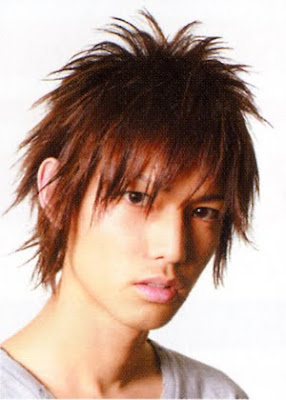 Moddy Hair Pictures Harajuku Hairstyle For Men