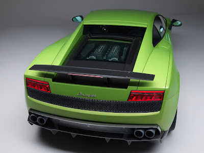 2010 Lamborghini Gallardo LP-570-4 Superleggera