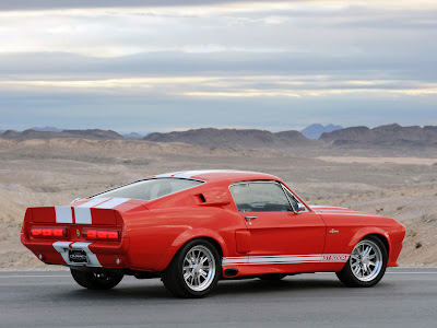 2010 Classic Recreations Shelby GT500CR