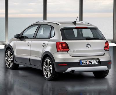 2010 Volkswagen Cross Polo