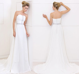 2010 Ana Torres Bridal Gown Collection