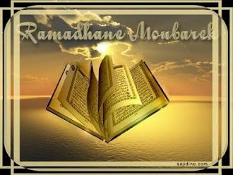 Salam Ramadhan Al-Mubarak