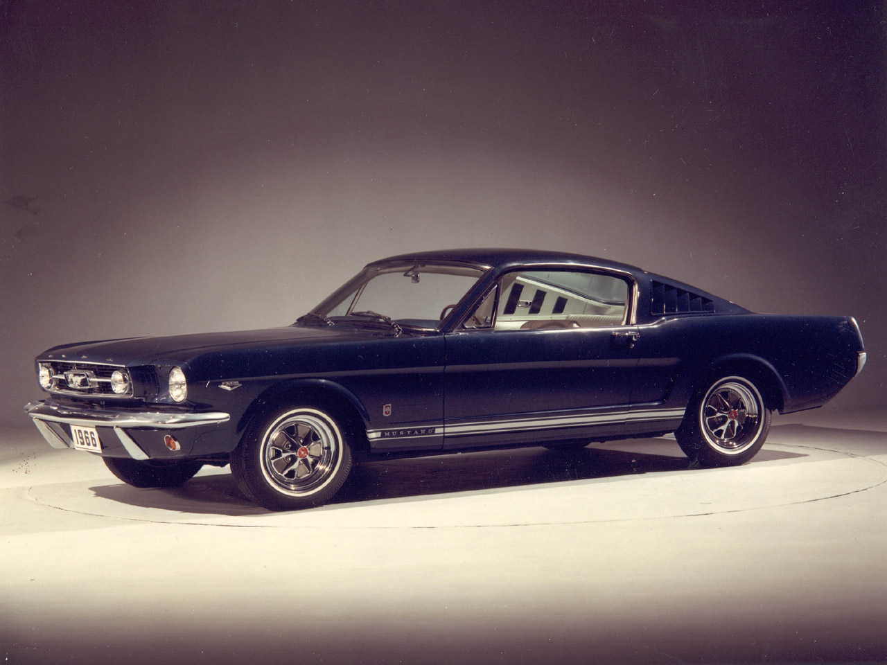 159dpi: 1966 Ford Mustang