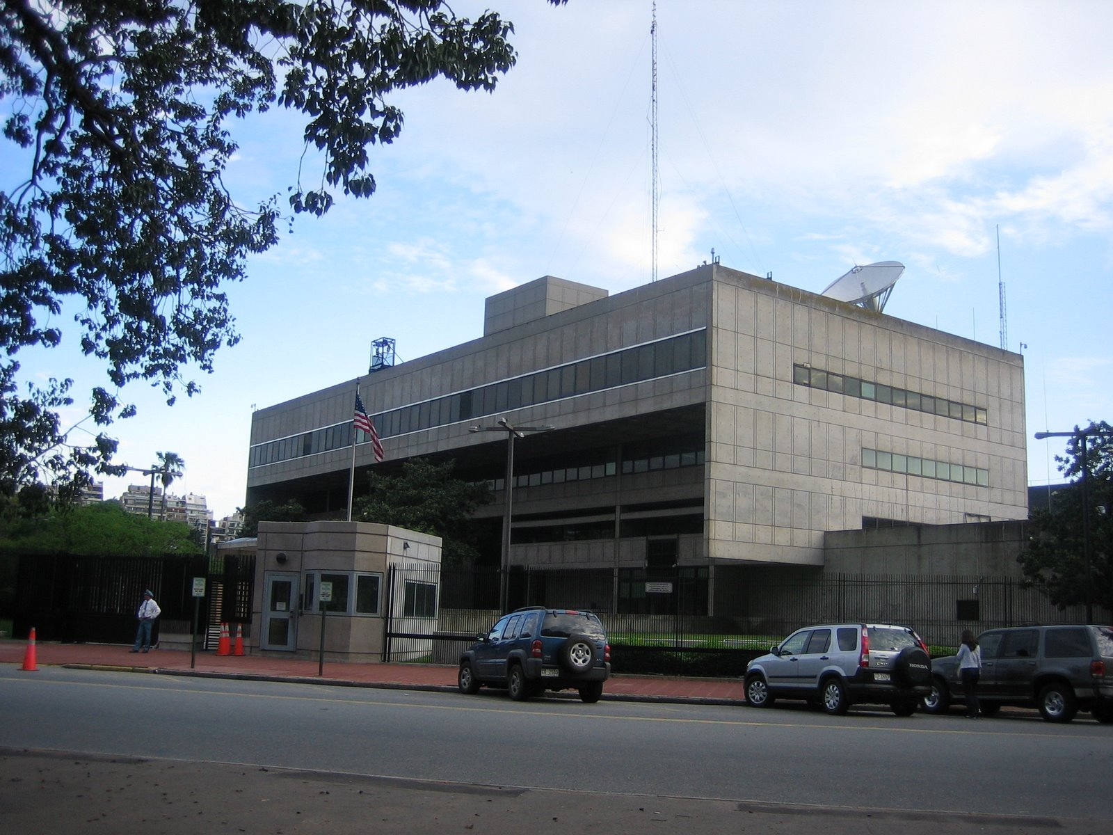 Russian Embassy In Buenos 85
