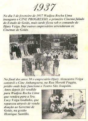 Luz, Câmera, Ação - Os 100 Anos do Cinema na Cidade Goiás