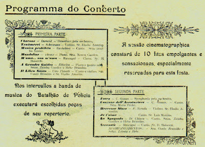 Caravana Smart - Nhanhá do Couto - Cinema Luso-Brasileiro - 1914