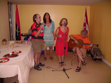 Vozes da terra, amigos que responderam as necessidades dos mwangoles no 26/07/2008