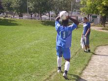 Edson, jogador do Toronto a procura do golo do empate