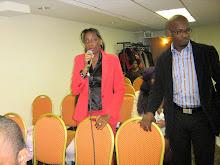 Membros da comunidade foram esclarecidos sobre as legislativas em Angola de 2008
