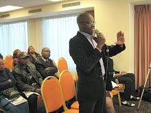 Vice-presidente, promoveu o direito de uma secretaria das comunidades p/ a diaspora