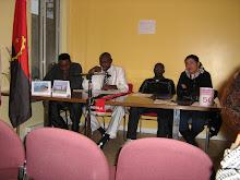 27/12/2008 da direita a esquerda, Rosa Pereira, Daniel da Silva, Antonio Sebastian e Abel Nzo