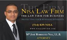 Nisa Law Firm, aberto para todos !