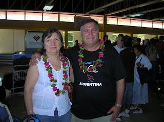 Aeropuerto de Isla de Pascua, Easter Island, vuelta al mundo, round the world, La vuelta al mundo de Asun y Ricardo