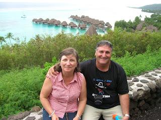 Mirador de Tautea, Moorea, Polinesia Francesa, vuelta al mundo, round the world, La vuelta al mundo de Asun y Ricardo