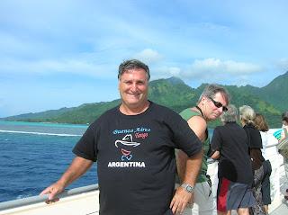 Ferry a Isla de Moorea, Polinesia Francesa, vuelta al mundo, round the world, La vuelta al mundo de Asun y Ricardo
