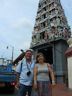 Sri Mariamman, Singapur, Singapore, vuelta al mundo, round the world, La vuelta al mundo de Asun y Ricardo