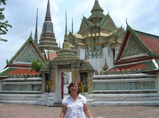Centro de Masajes de Wat Pho, Bangkok, Tailandia, Tahilandia, vuelta al mundo, round the world, La vuelta al mundo de Asun y Ricardo