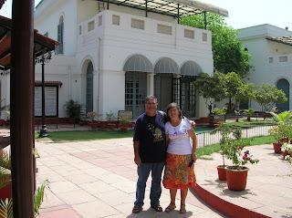 Casa Museo de Indira Gandhi, Indira Gandhi Memorial Museum,  Nueva Delhi, New Delhi, India, vuelta al mundo, round the world, La vuelta al mundo de Asun y Ricardo