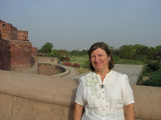 Fuerte Rojo, Red Fort, Agra, India, vuelta al mundo, round the world, La vuelta al mundo de Asun y Ricardo
