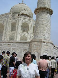 Taj Mahal, Agra, India, vuelta al mundo, round the world, La vuelta al mundo de Asun y Ricardo