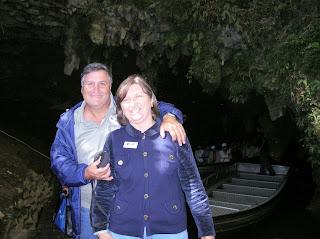 Cueva de Waitomo, Nueva Zelanda, vuelta al mundo, round the world, La vuelta al mundo de Asun y Ricardo