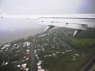 Vista aérea Cairns, Australia, vuelta al mundo, round the world, La vuelta al mundo de Asun y Ricardo