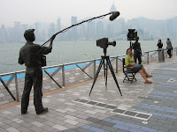 avenida de las estrellas, Hong Kong, China,vuelta al mundo, round the world, información viajes, consejos, fotos, guía, diario, excursiones