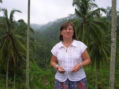 Arrozales en Bali, Indonesia, vuelta al mundo, round the world, La vuelta al mundo de Asun y Ricardo