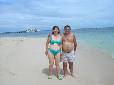 Playa Green Island, Cairns, Australia, vuelta al mundo, round the world, La vuelta al mundo de Asun y Ricardo