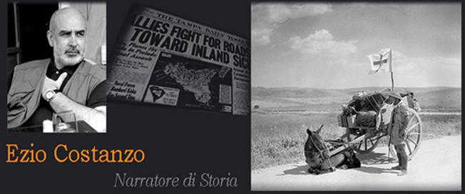 Ezio Costanzo, narratore di storia
